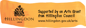 Hillingdon arts grant funded logo (1)