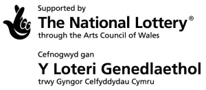 National Lottery ACW - Black and White
